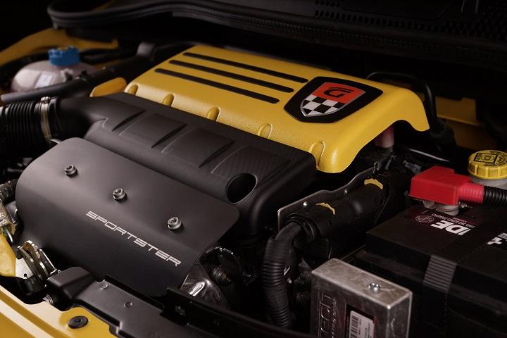 Leistungskits passend für Basisfahrzeug Serie 135 bis 160 PS